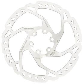 Shimano Deore SM-RT66 Bremseskive 6-delt sølv
